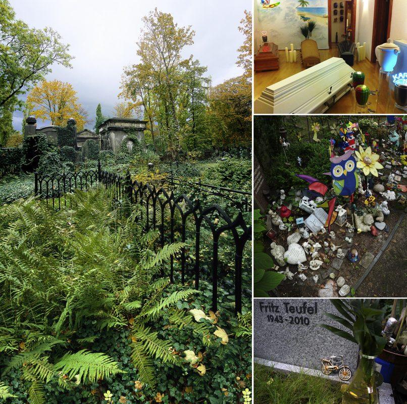 Friedhof und Gedenken