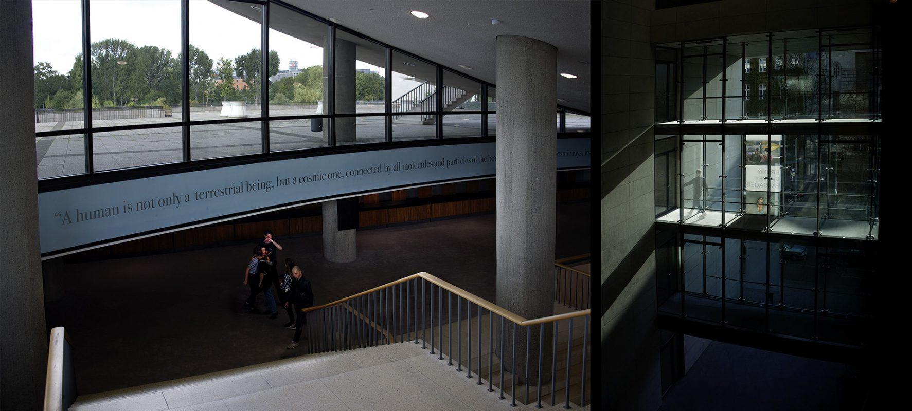 Haus der Kulturen der Welt, Willy-Brandt-Haus