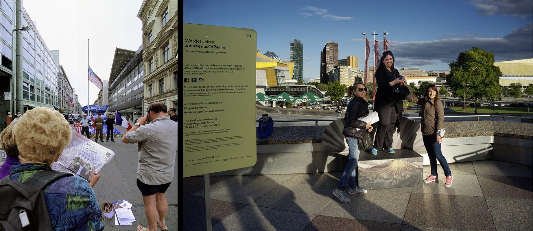 Berlin Checkpoint, Kulturforum