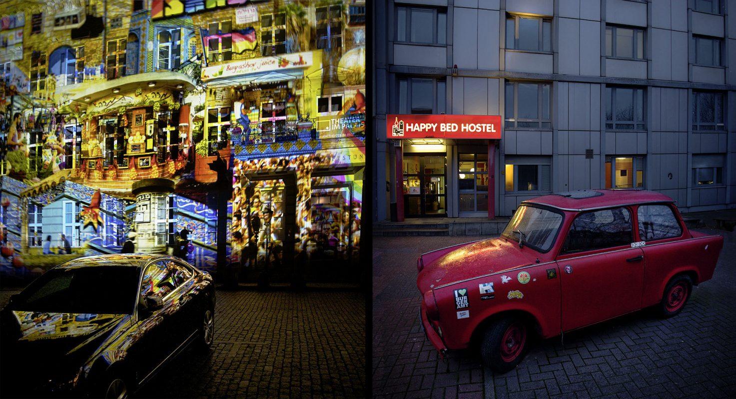 Festival of lights, Hotel de Rome, Happy bed Hotel