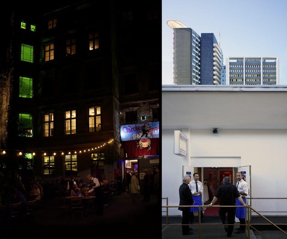 Berlin Clärchens Ballhaus, Catering
