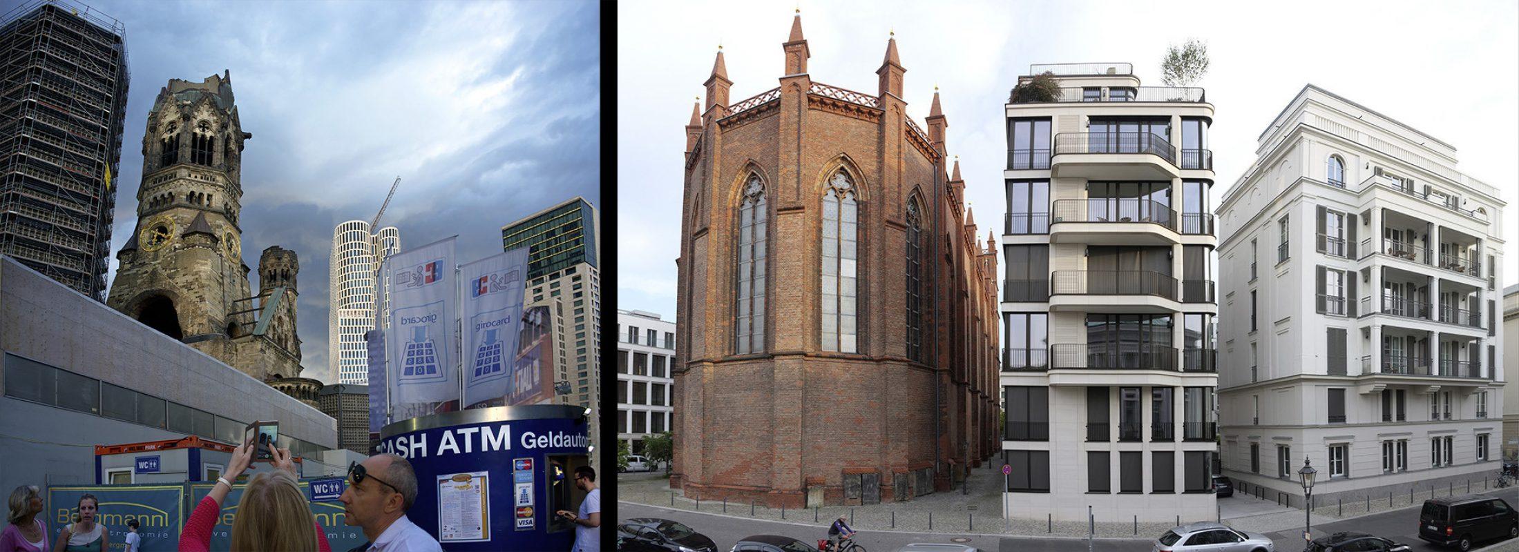Gedächtniskirche, Schinkelkirche
