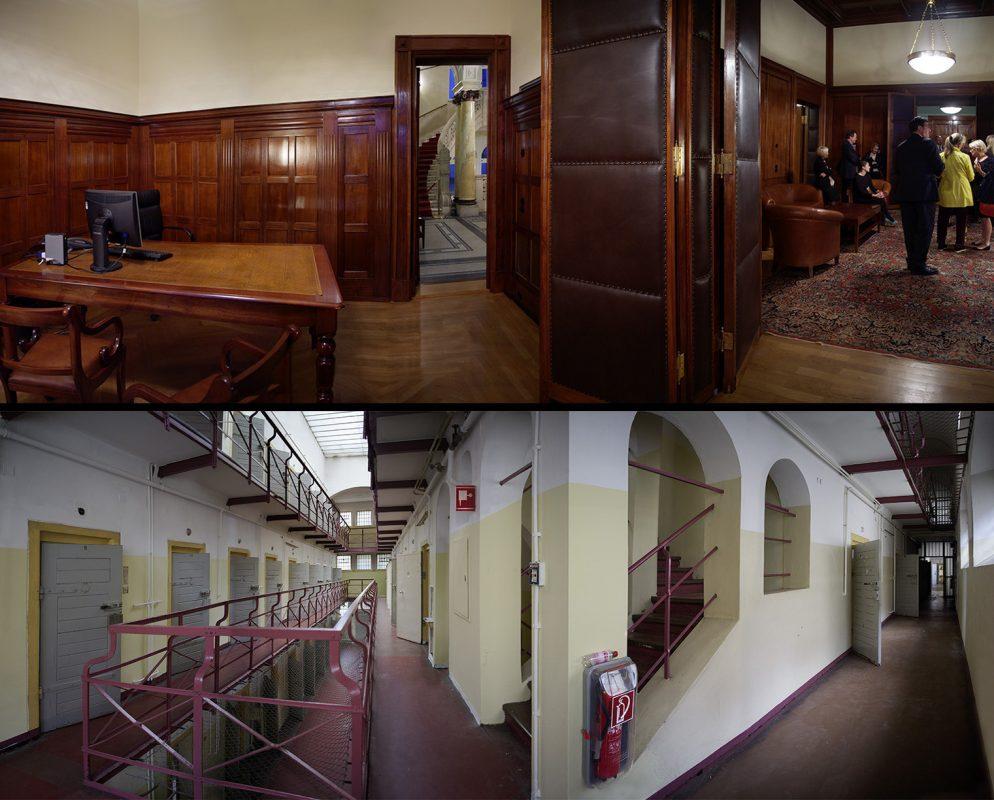 Privatbank, Gefängnis