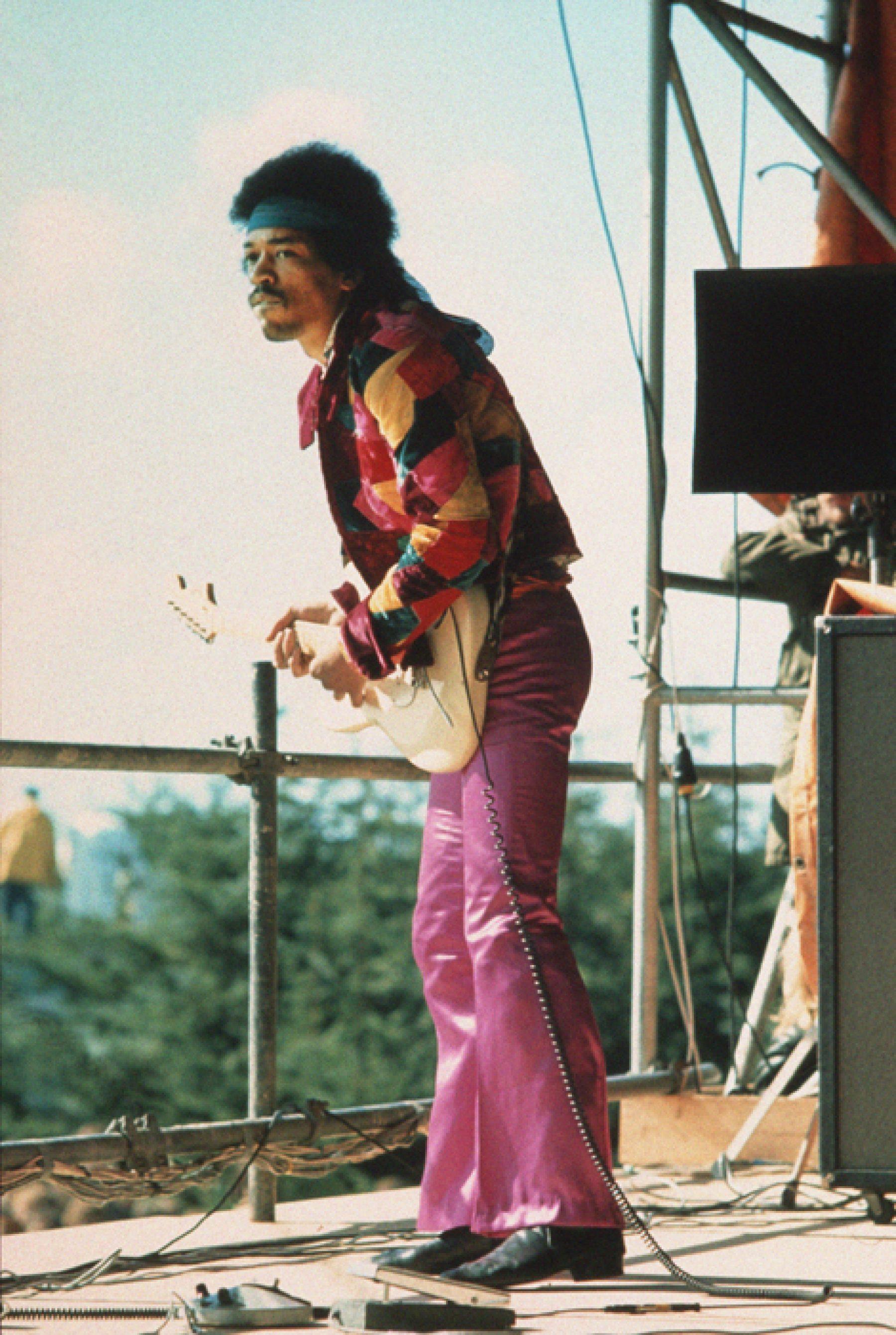 Hendrix 166