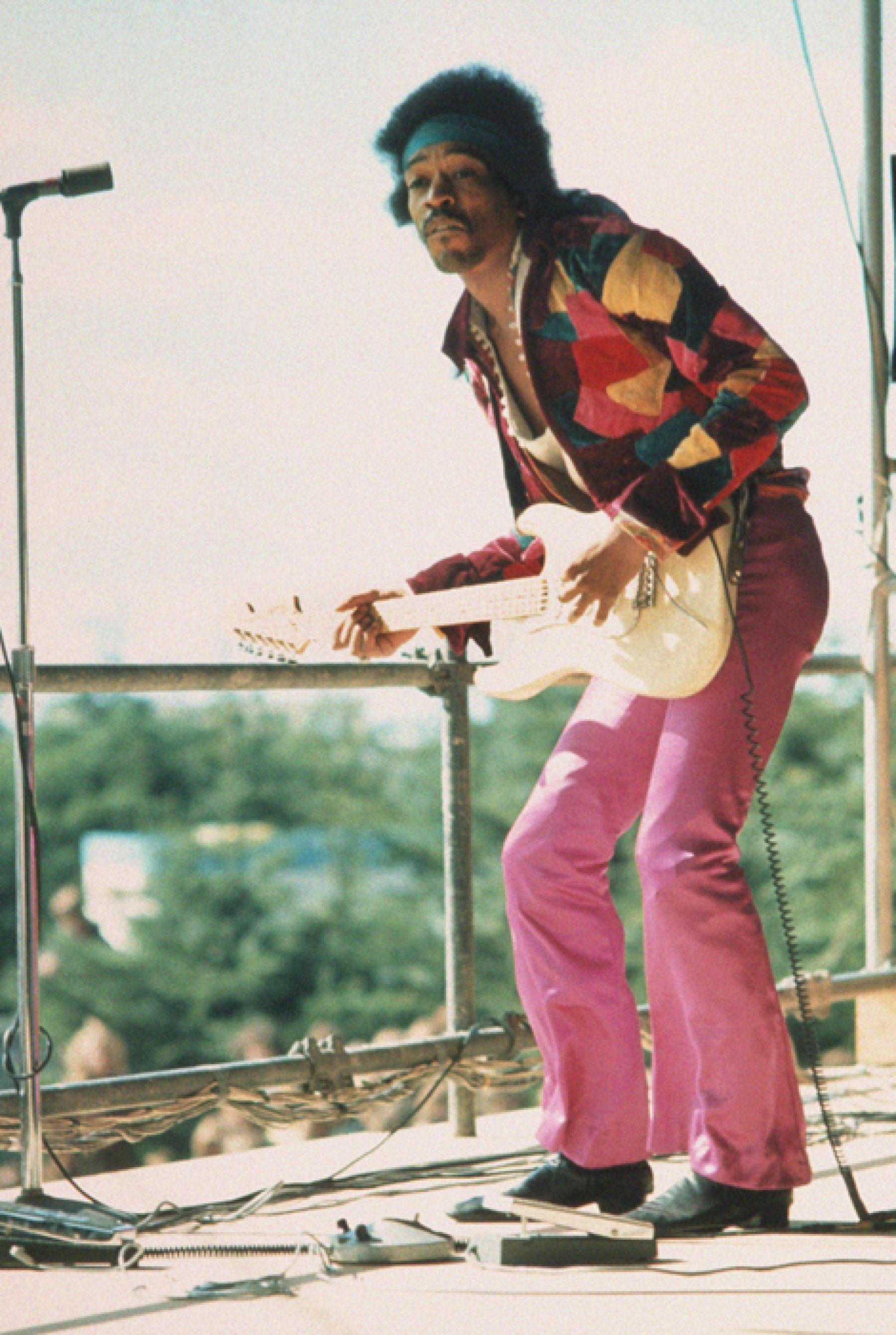 Hendrix 167
