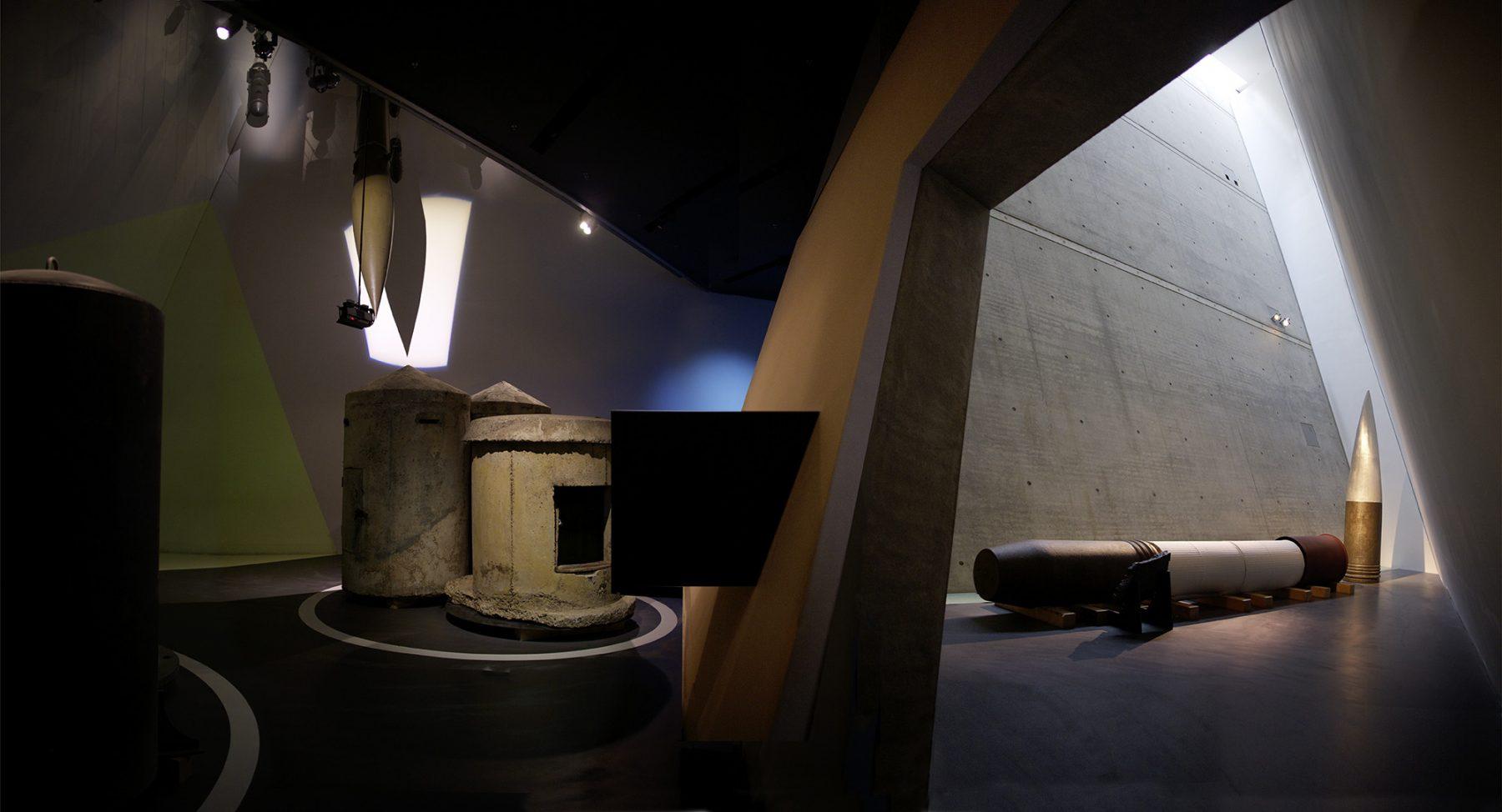 S 16 17 Militärmuseum innen