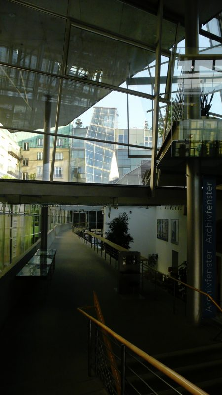 Akademie der Künste, Pariser Platz, moderne Architektur