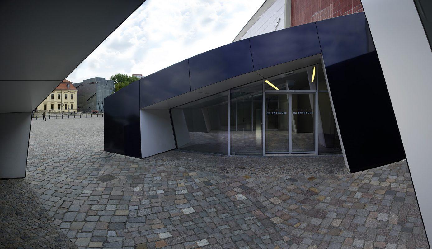 Berlin, Akademie des Jüdischen Museums, Daniel Libeskind