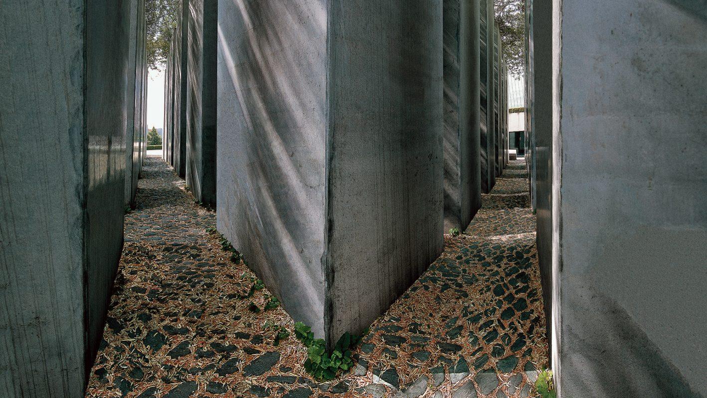 "Berlin, Jüdisches Museum, ""Garten des Exils"""