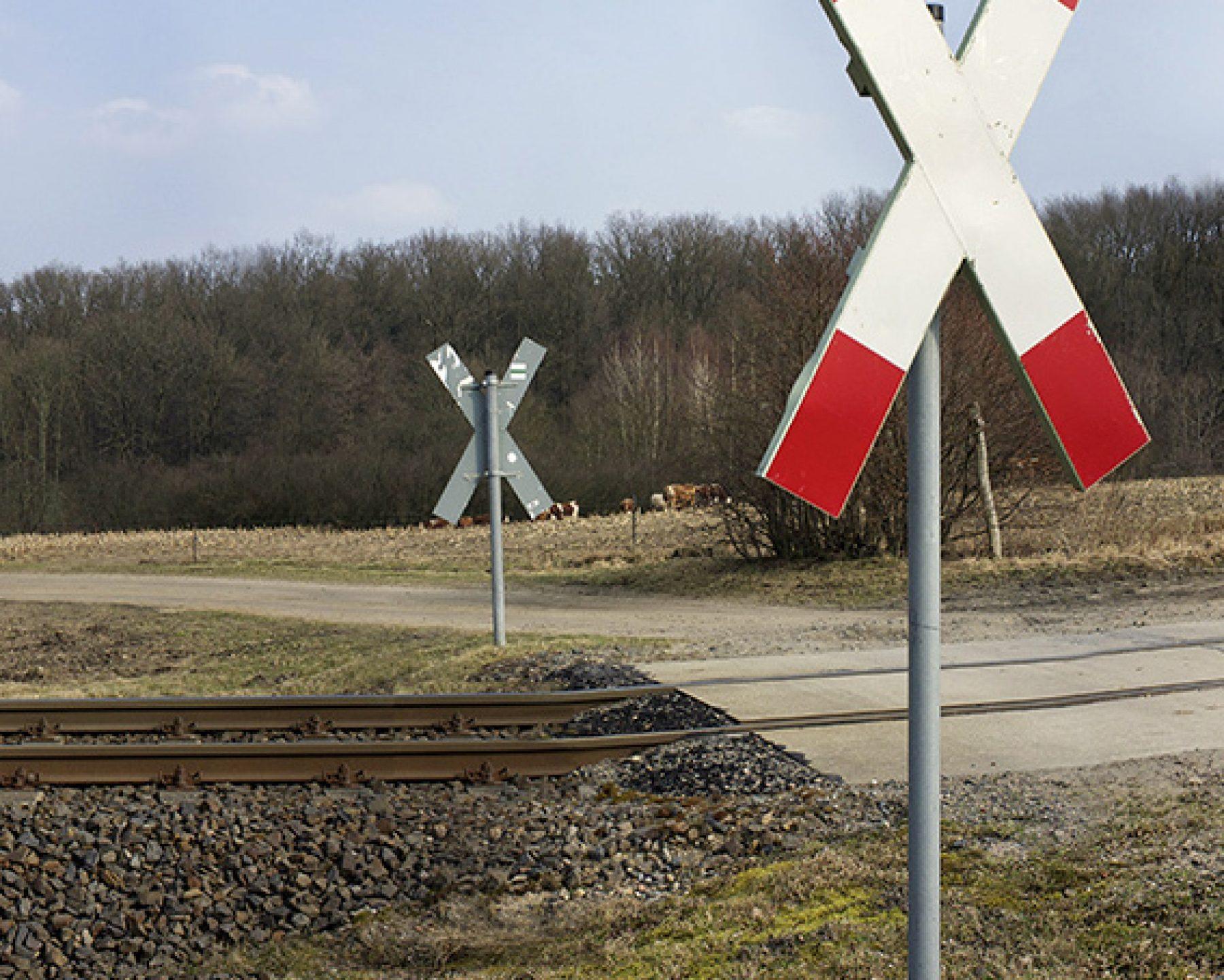 Bahnübergang A