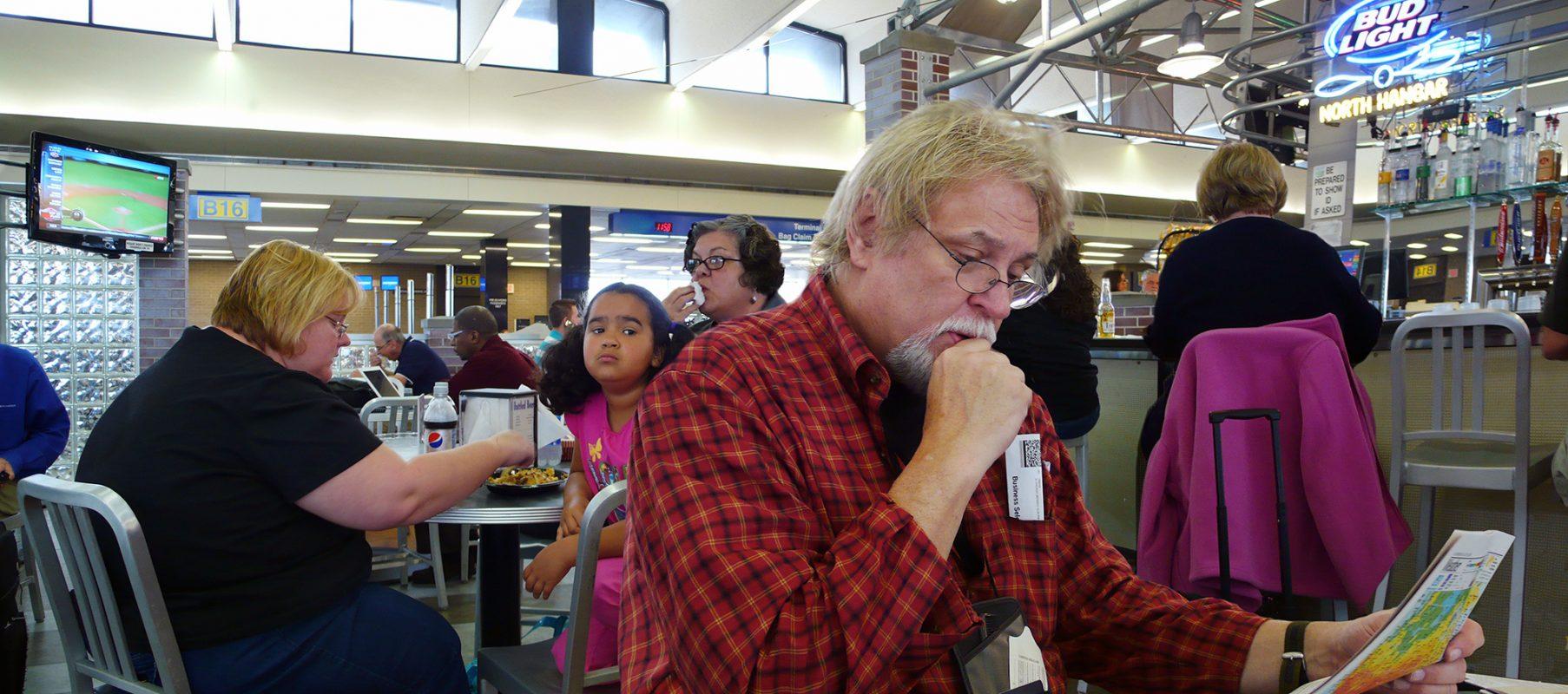 USA Flughafen