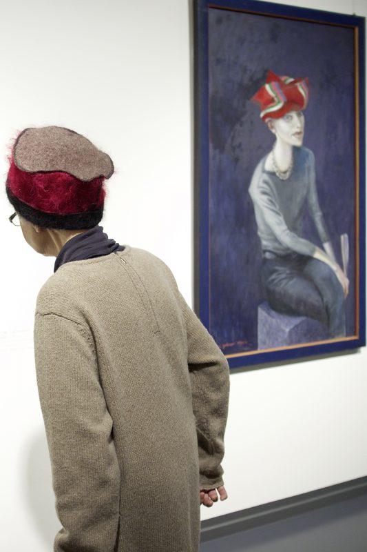 Potsdam Museum, Freue mit Hut