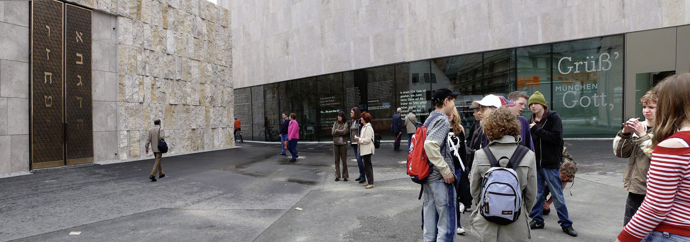 München, Jüdisches Museum, Jugendliche