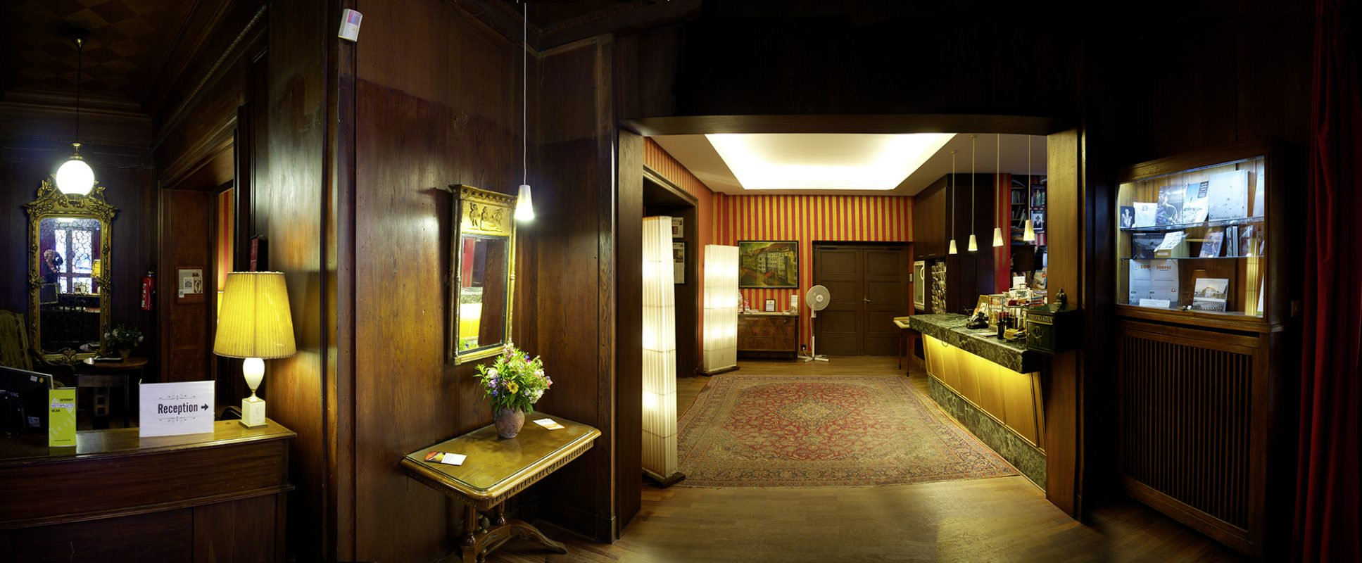 Hotel Bogota Entree
