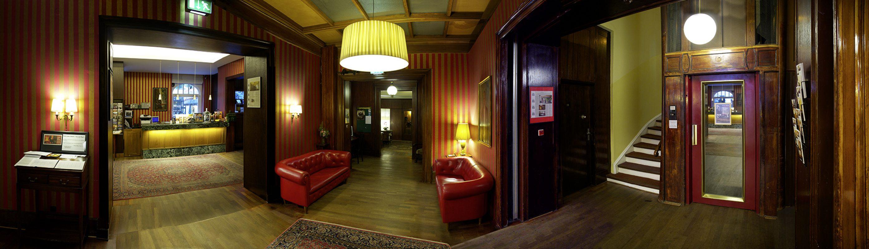 Hotel Bogota Lift