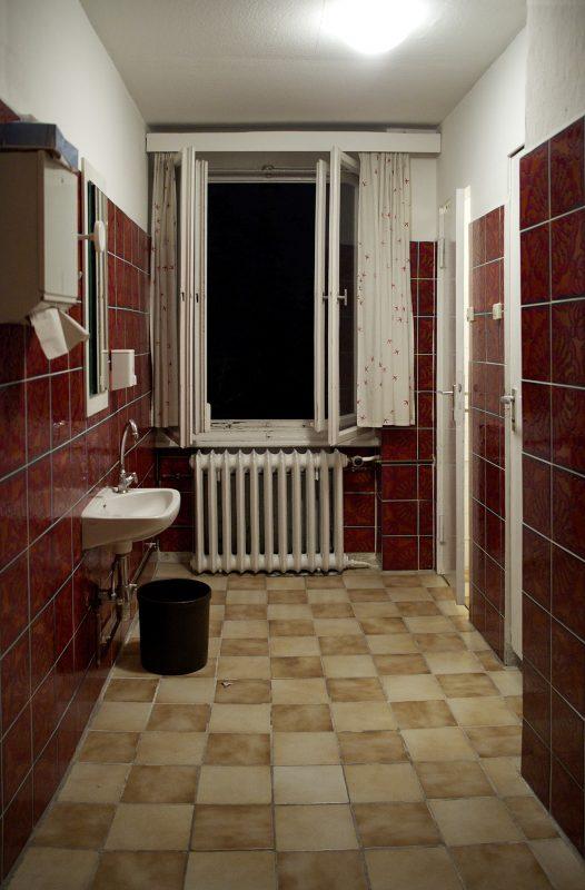 Hotel Bogota Toiletten