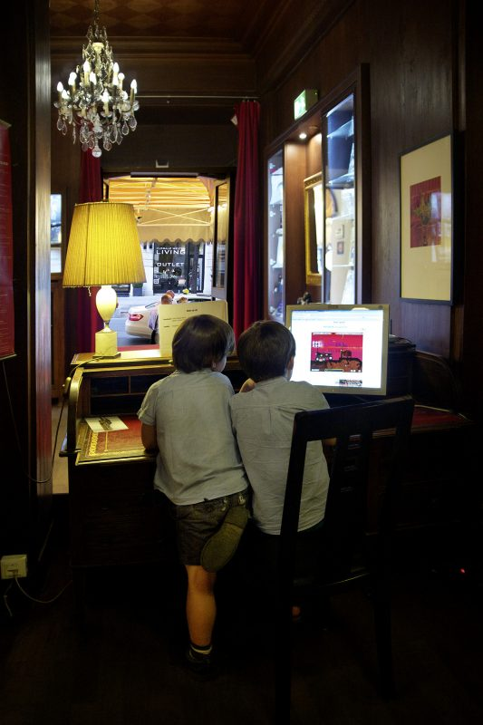 Hotel Bogota Computer Kinder