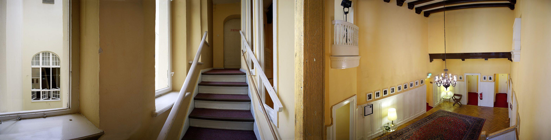 Hotel Bogota Innenhof  Studio Yva von oben