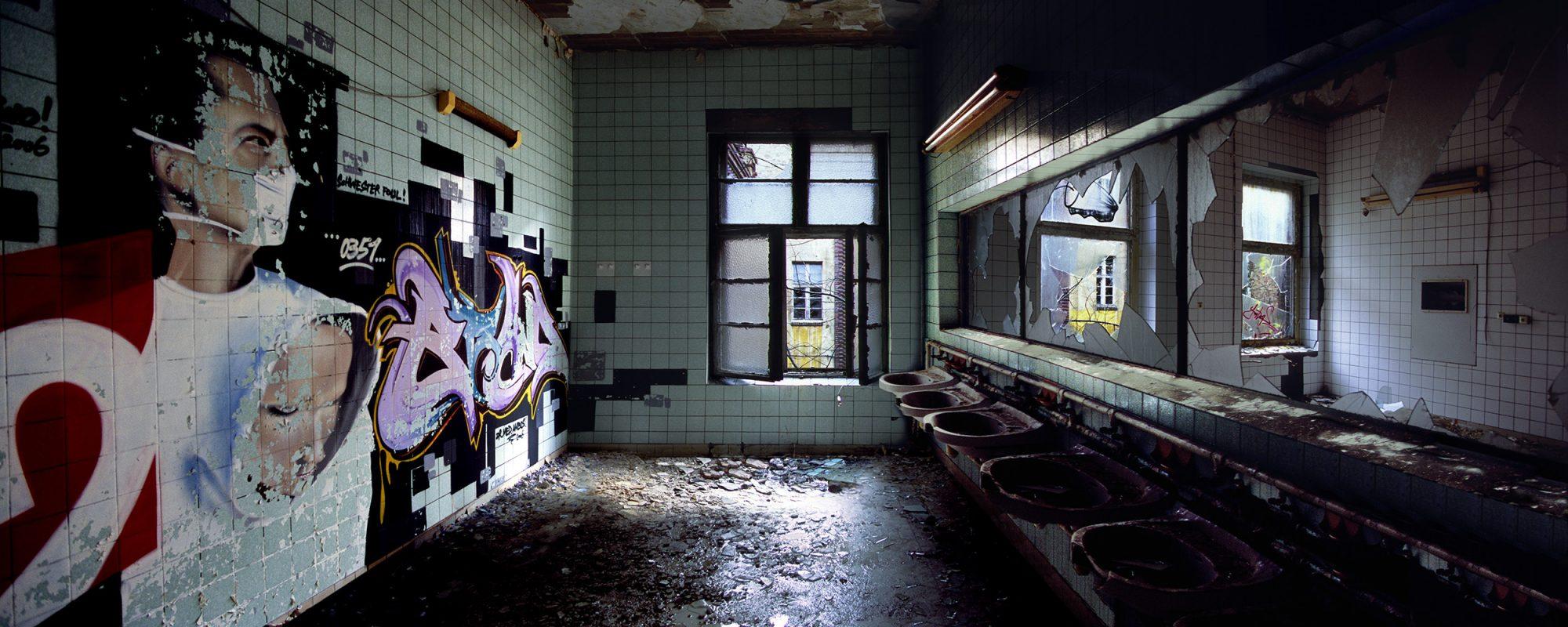 Beelitz-Heilstätten, Bad
