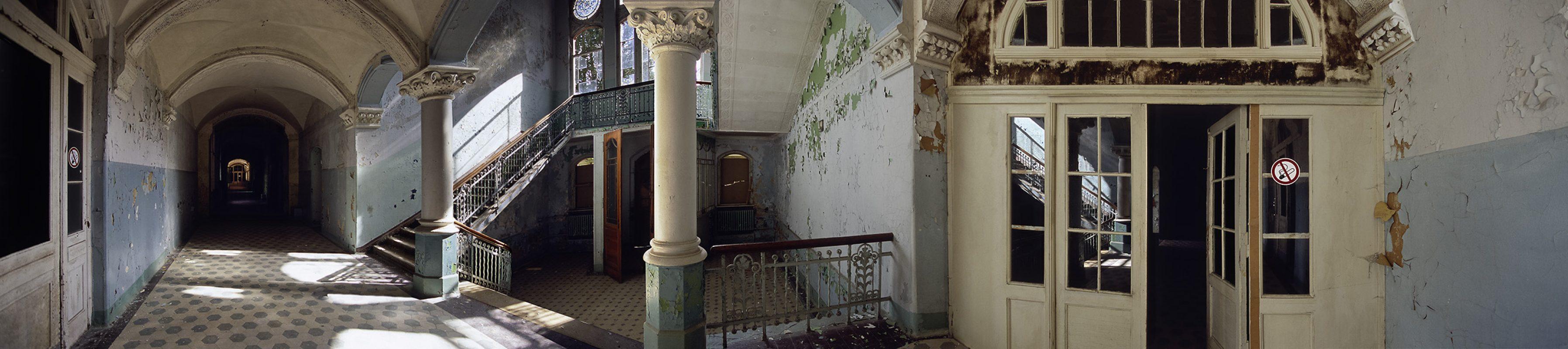 Beelitz-Heilstätten, Halle