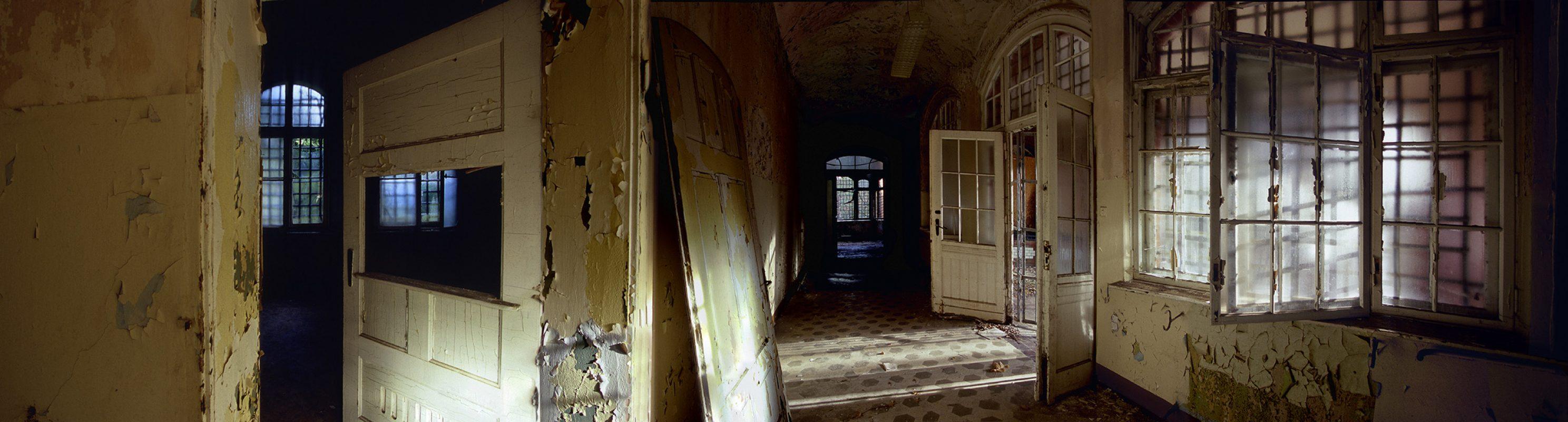 Beelitz-Heilstätten, Weisses fenster