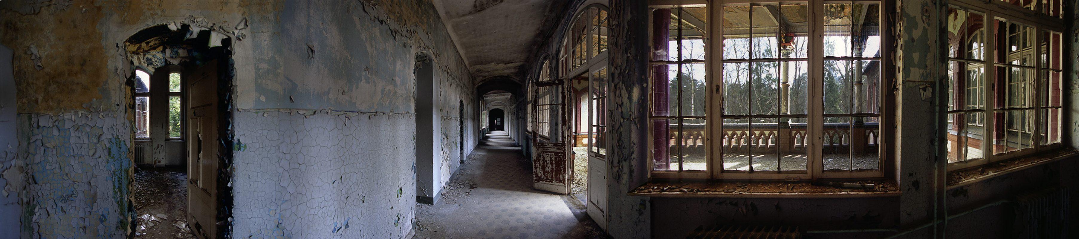 Beelitz-Heilstätten, grosse.veranda