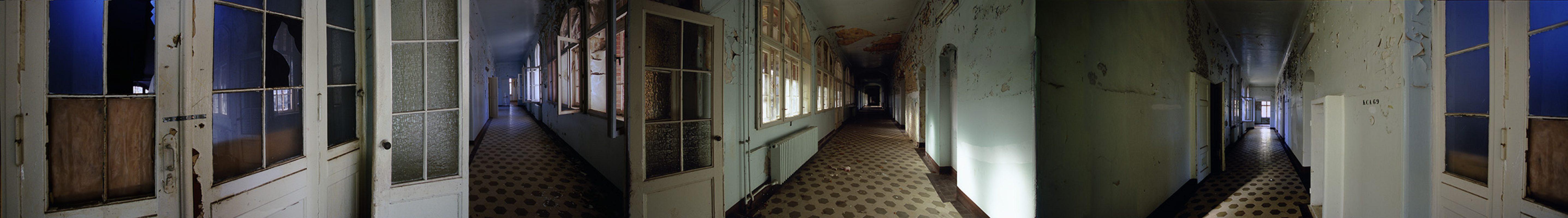 Beelitz-Heilstätten, Kreuzung