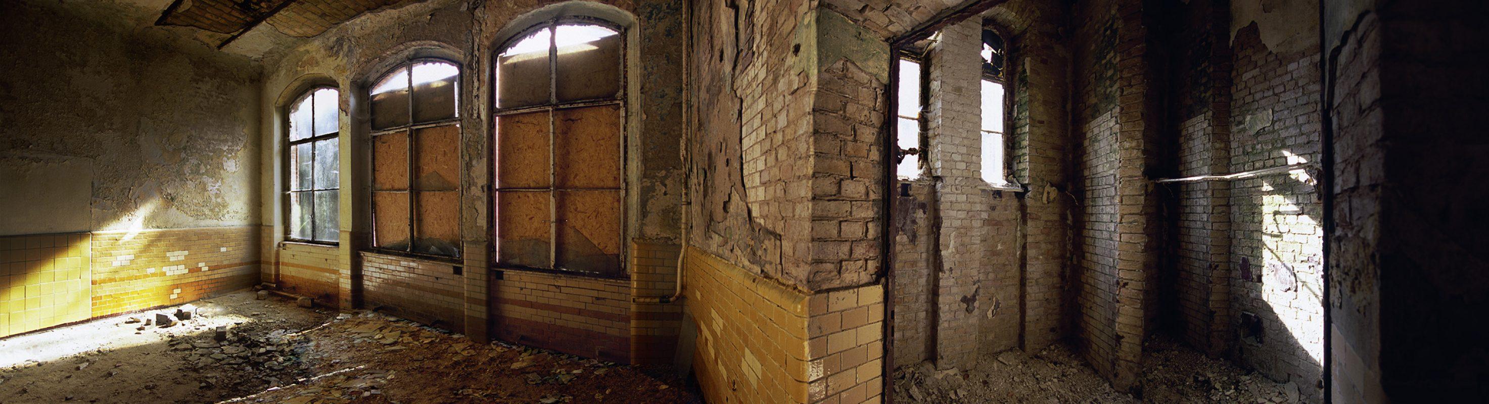 Beelitz-Heilstätten, Ziegelkeller