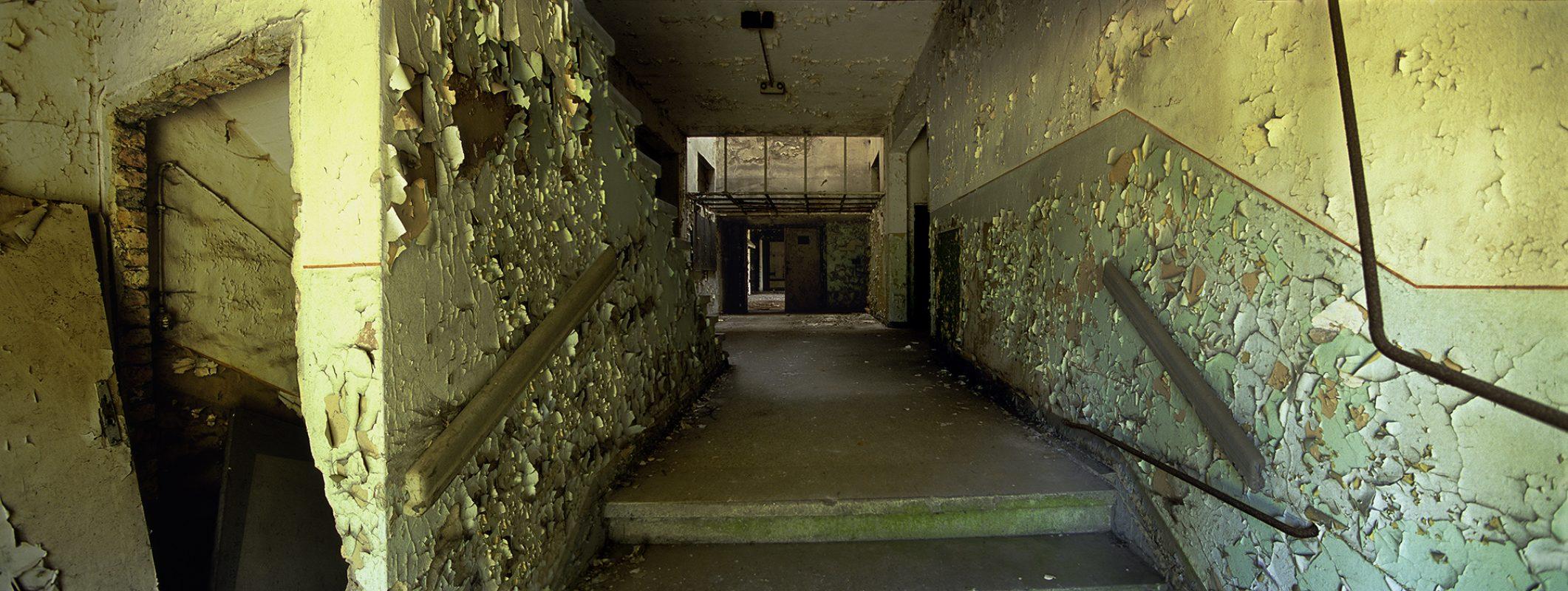 KZ-Außenlager Sachsenhausen, Häftlingsbäckerei am Klinkerwerk, Eingang Keller