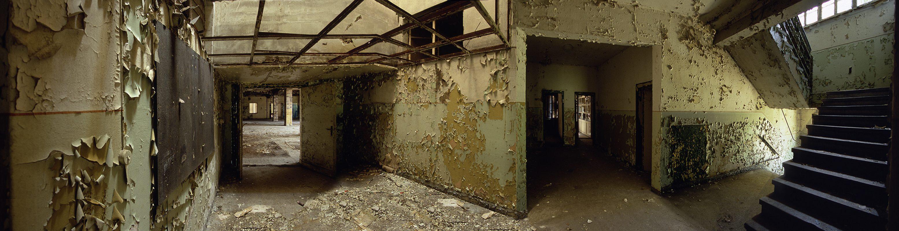 KZ-Außenlager Sachsenhausen, Häftlingsbäckerei am Klinkerwerk, Vorraum