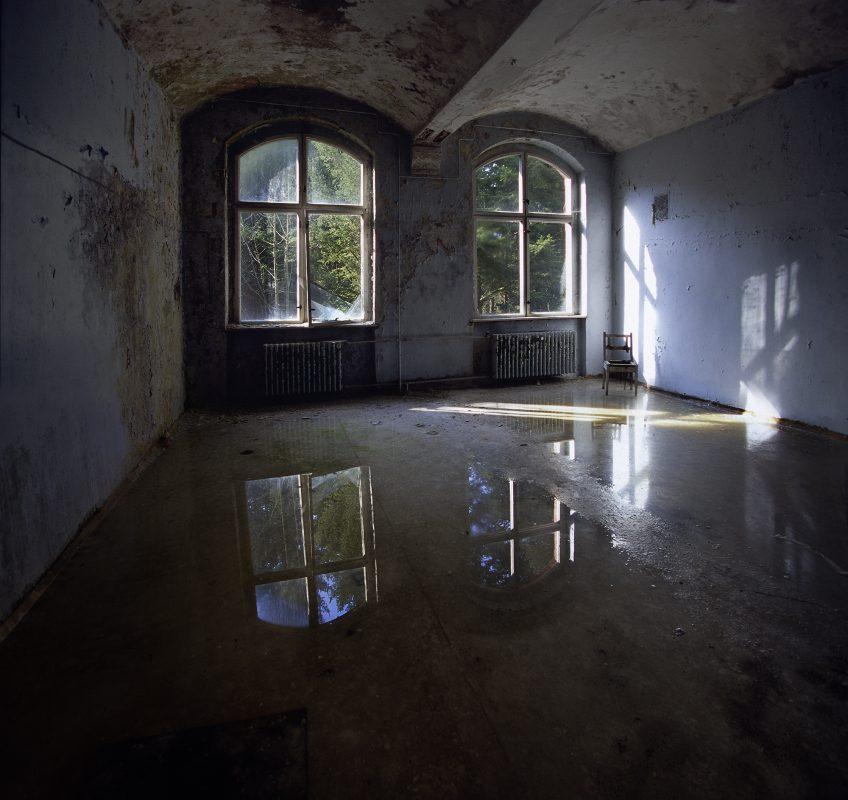 Beelitz-Heilstätten, Wasser im raum