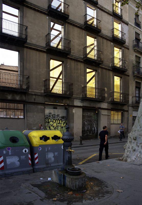 Barcelona, Skeletthaus