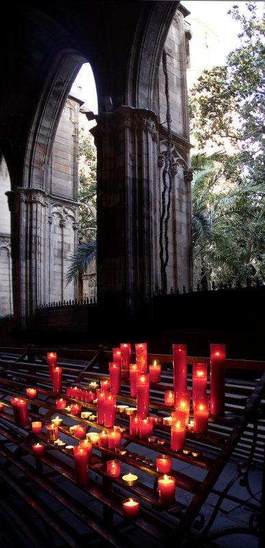 Barcelona, Catedral de la Santa Creu i Santa Eulàlia