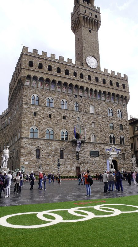 Florenz, Audiwerbung