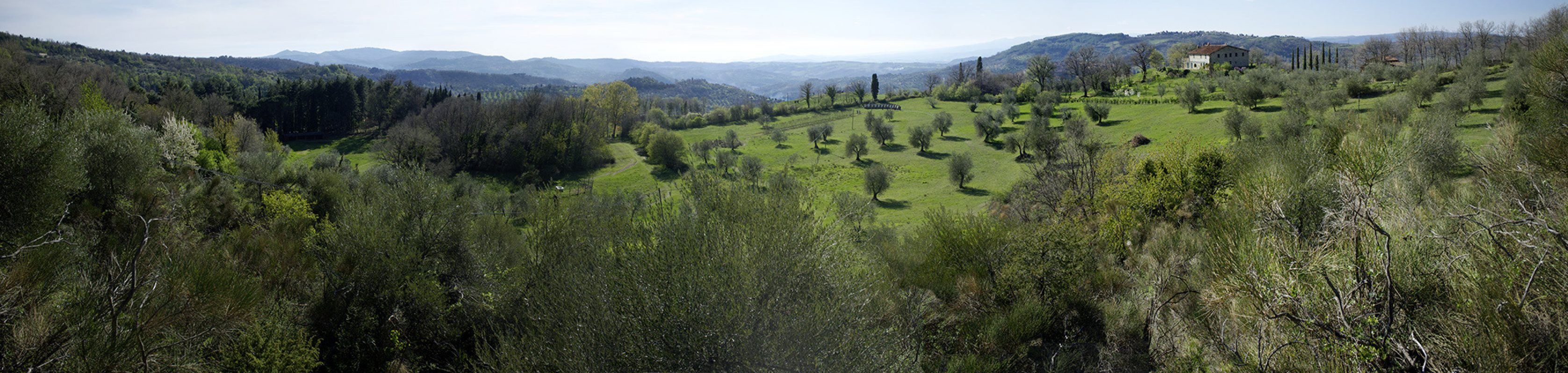 Toskana, Landschaft, Panorama, Il Giardino di Daniel Spoerri