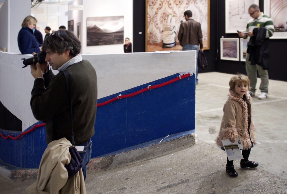Paris, Garage Turenne, Photofair