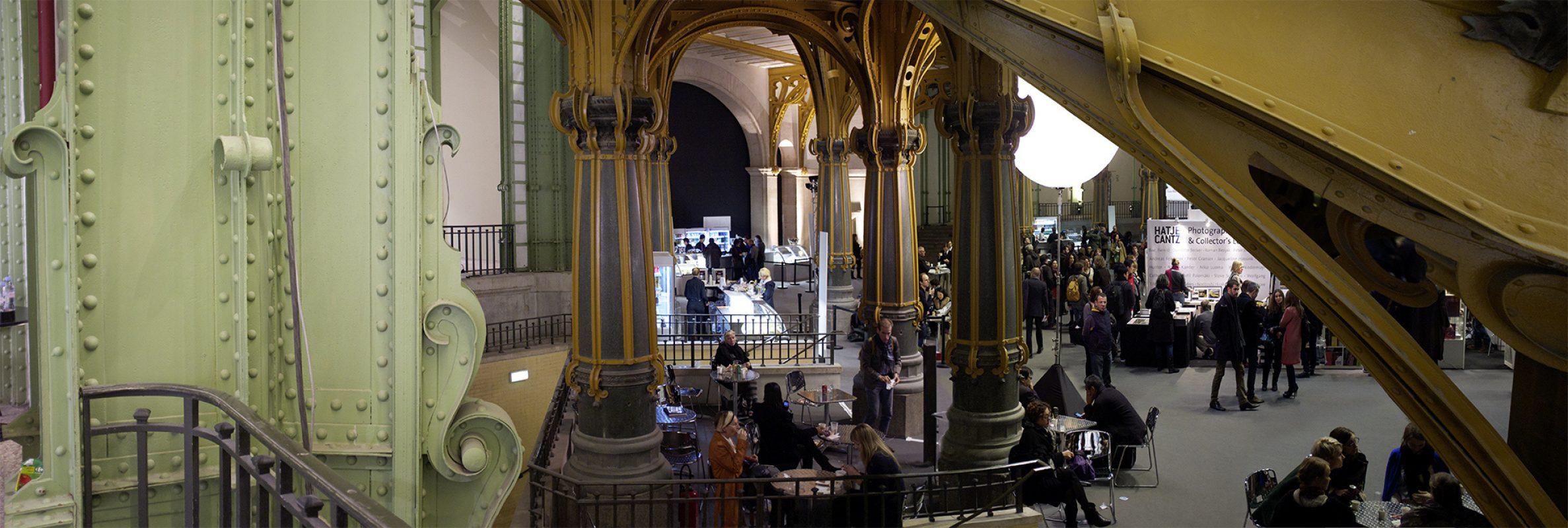 Grand Palais, Monat der Fotografie