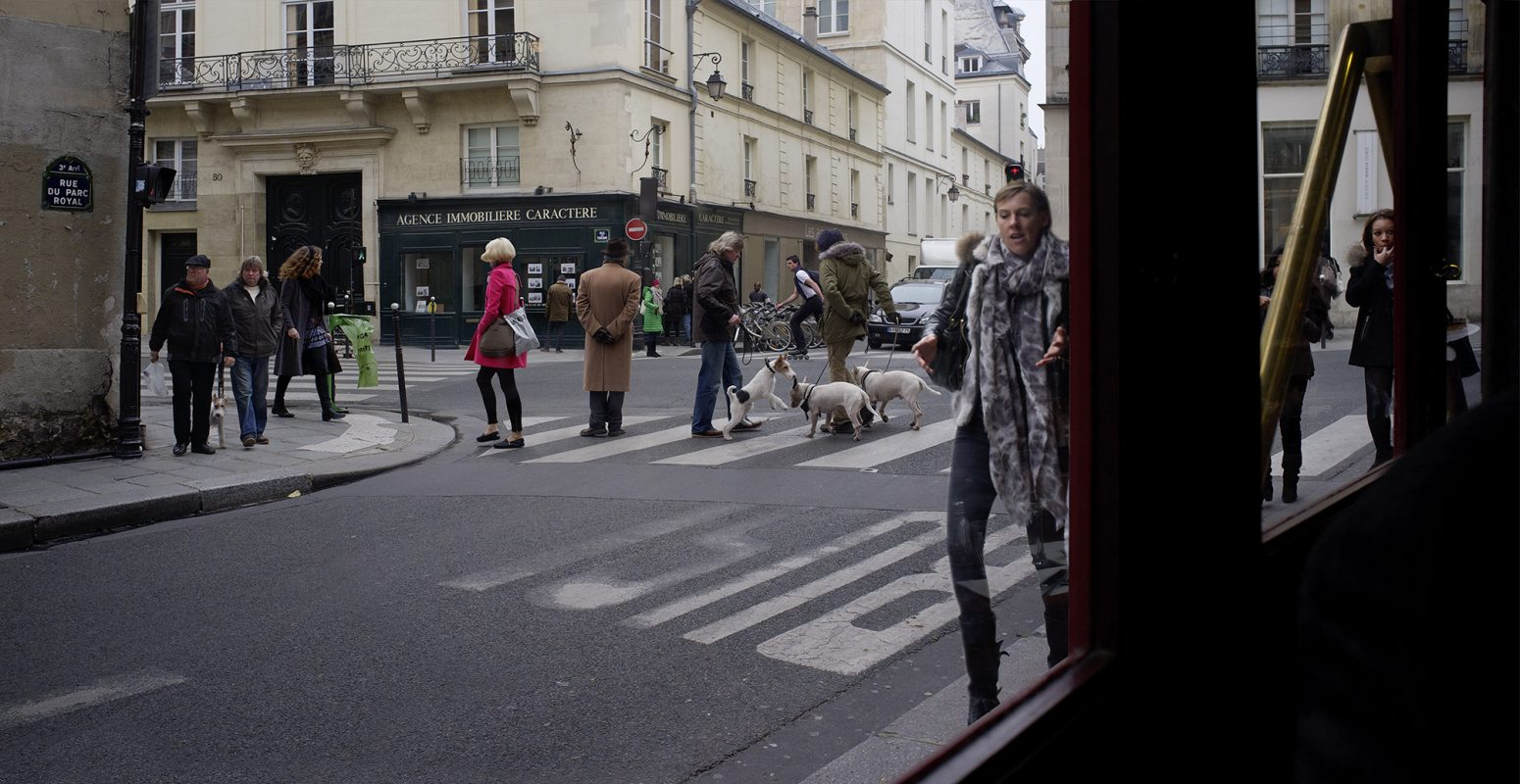 Paris, Straßenszene