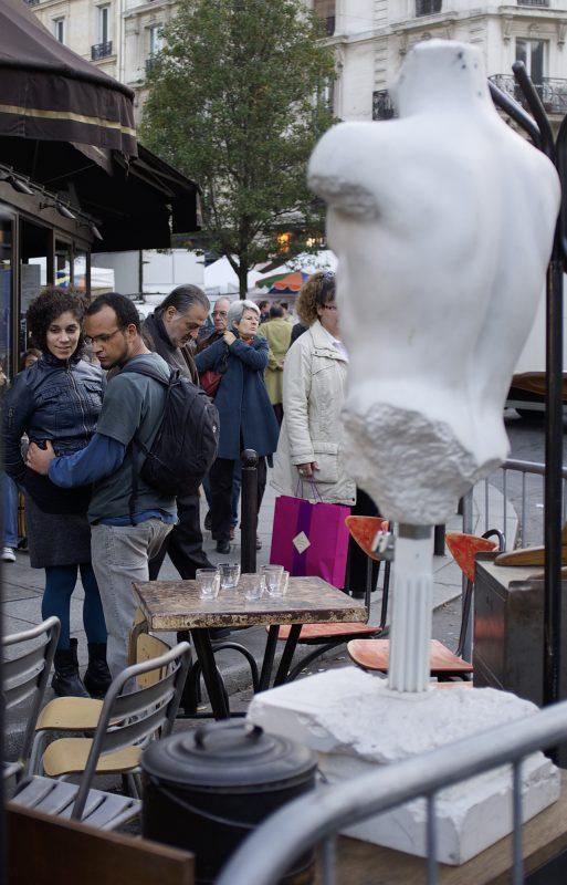 Rue Mouffetard, Trödel