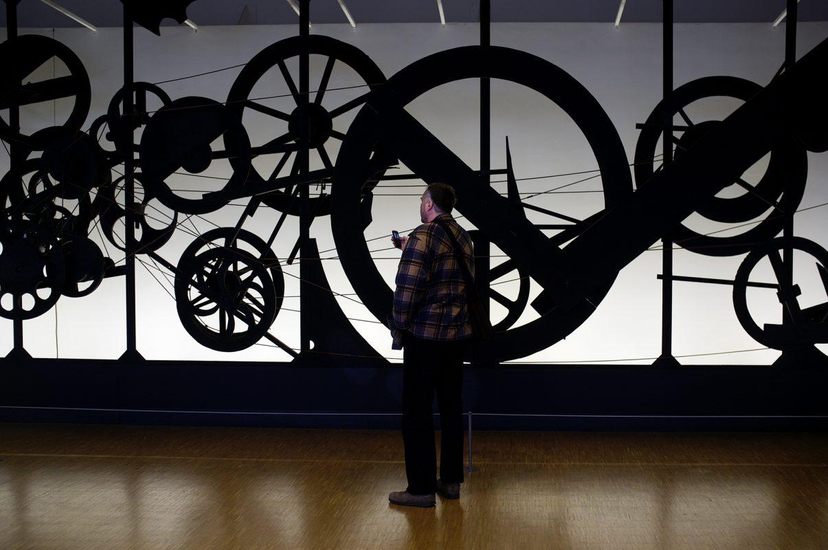 Räderwerk Musée d'Orsay