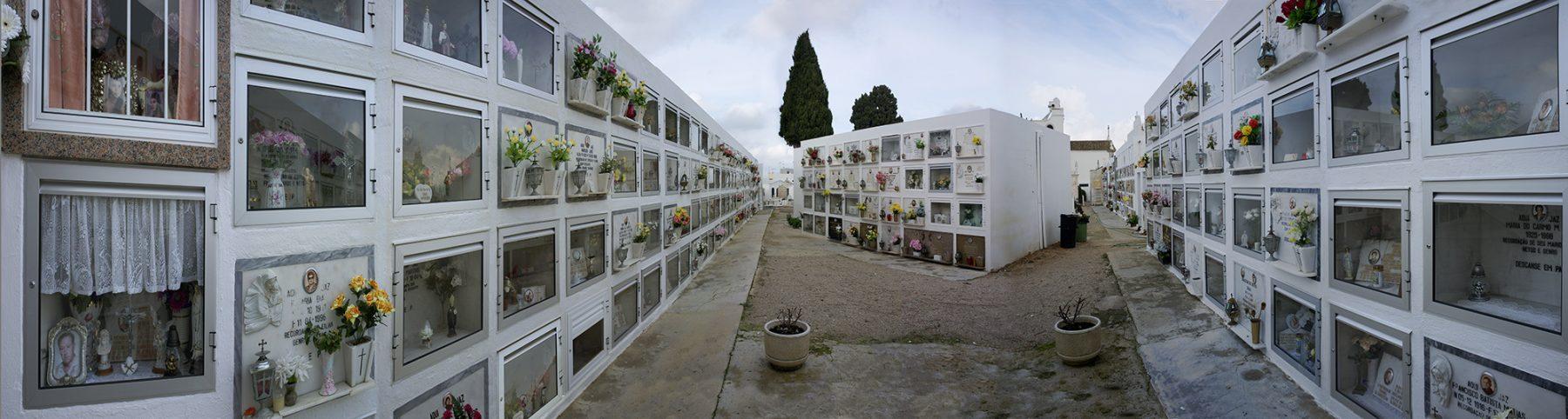Fuseta Friedhof 3