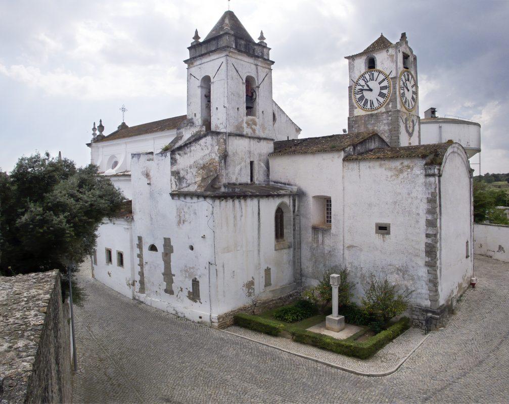 Portugal, Fuseta, Kirche