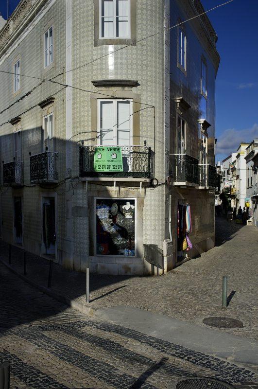 Tavira Schaufenster