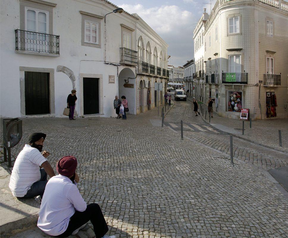 Portugal, Tavira, Straße, Turban