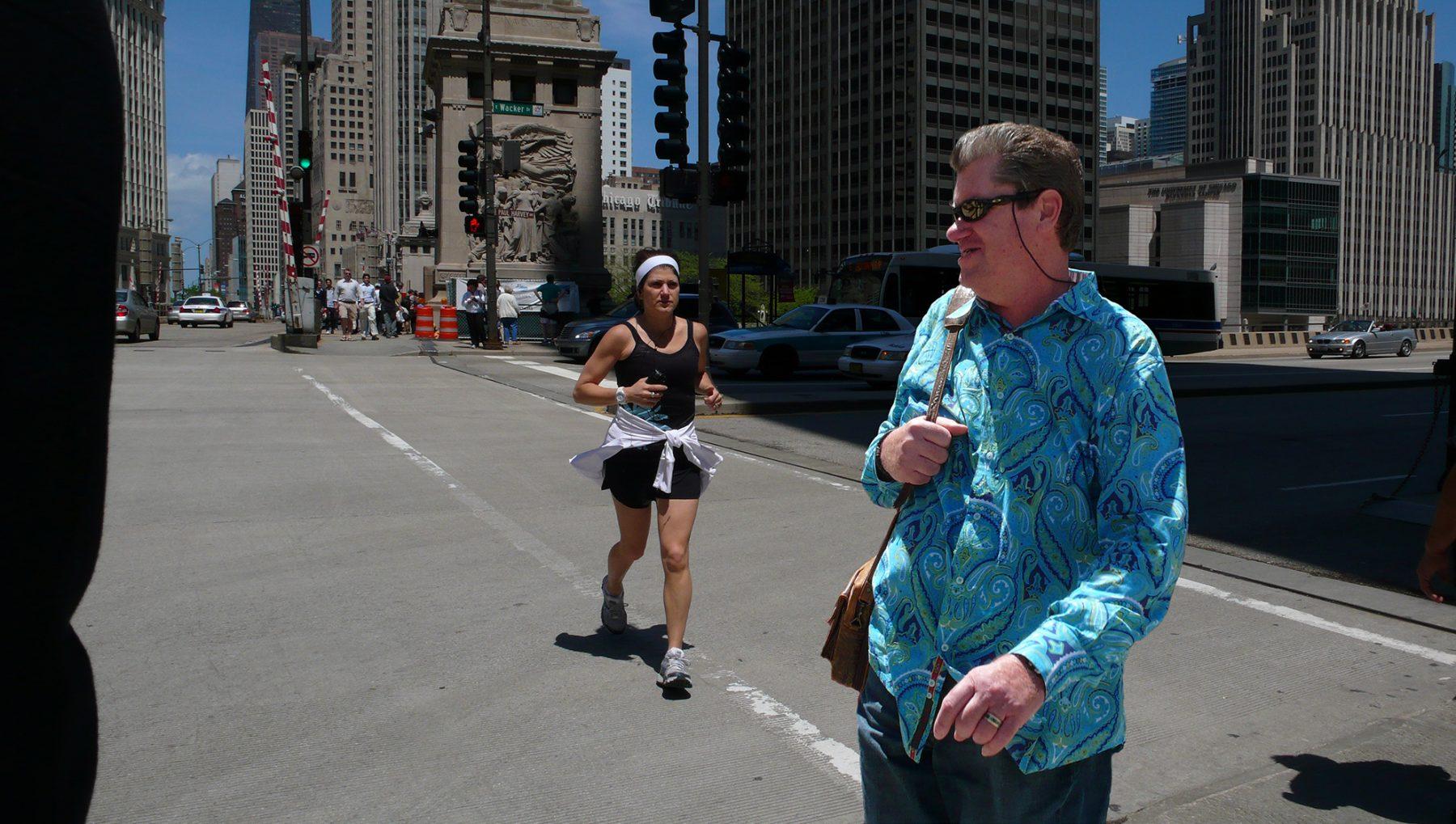 Chicago läufer