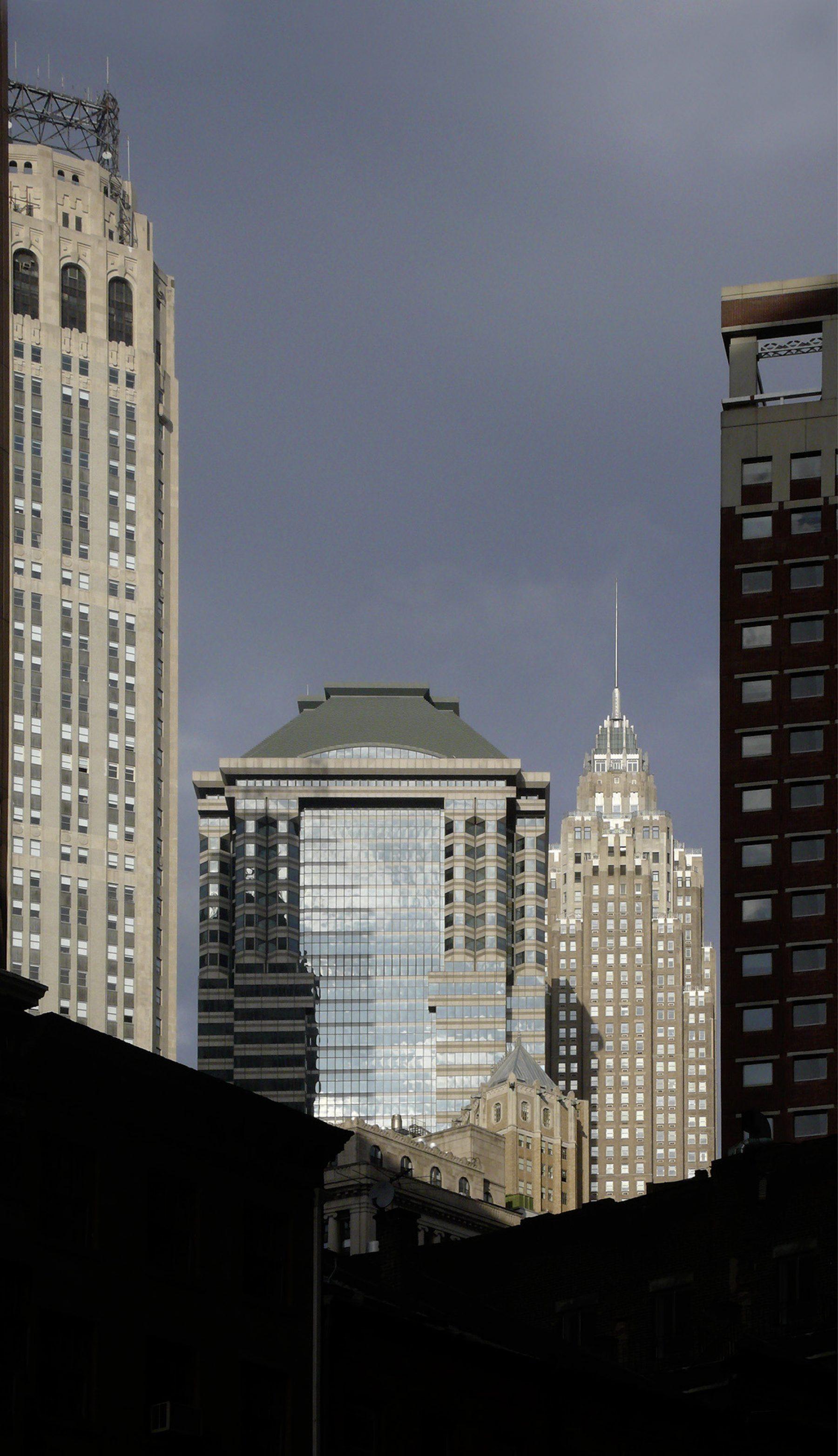 New York, Skyscraper