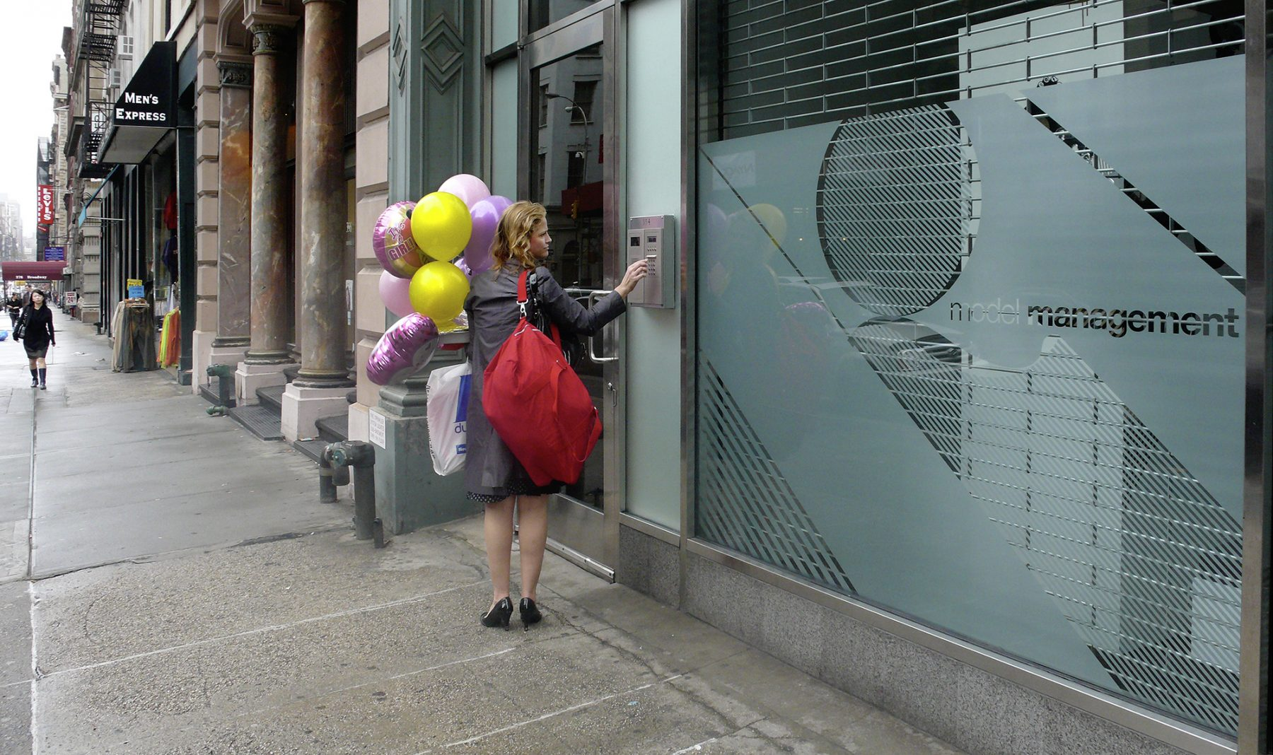 Frauluftballons