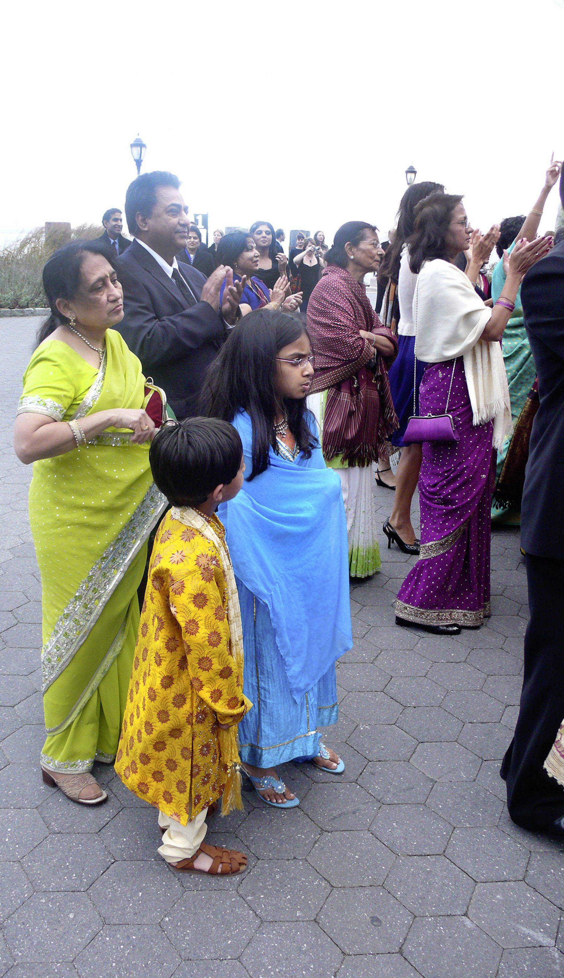 Indischehochzeitkinder