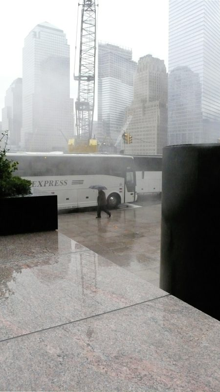 New York, Baustelle, World Trade