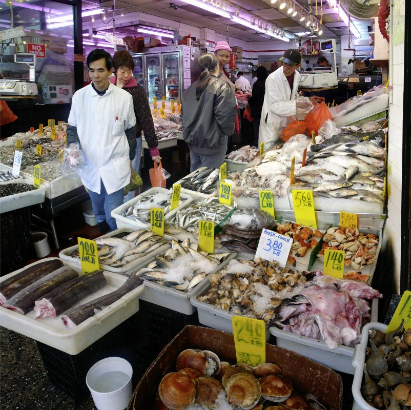 Fischstand NY